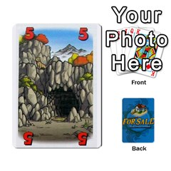 For Sale By Xavi Canas   Playing Cards 54 Designs   At19izs2flb4   Www Artscow Com Front - Club5