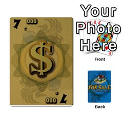 Ace For Sale By Xavi Canas   Playing Cards 54 Designs   At19izs2flb4   Www Artscow Com Front - ClubA