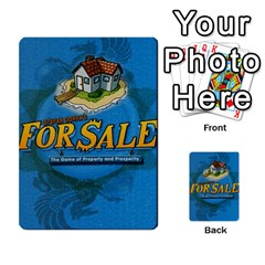 For Sale By Xavi Canas   Playing Cards 54 Designs   At19izs2flb4   Www Artscow Com Back