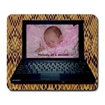 Laptop mousepad - Collage Mousepad