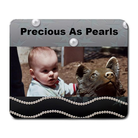 Pearl Mousepad By Maryanne   Collage Mousepad   222n110ehytb   Www Artscow Com 9.25 x7.75 Mousepad - 1