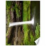 Silver Falls - Canvas 18  x 24
