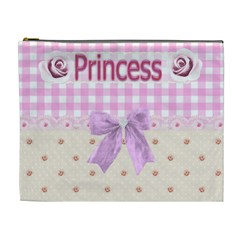 Princess Cosmetic Bag By Maryanne   Cosmetic Bag (xl)   Wdgzuc8cohvg   Www Artscow Com Front