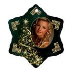 My Sparkle snowflake Ornament - Ornament (Snowflake)