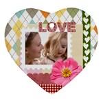 love - Ornament (Heart)
