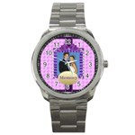 memory - Sport Metal Watch