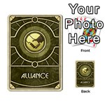 DuneAlliance - Multi-purpose Cards (Rectangle)