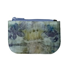 Ecoprint 2 By Susanne Alexander   Mini Coin Purse   Vmzrkck3h9ip   Www Artscow Com Front