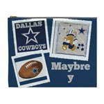 cowboys - Cosmetic Bag (XL)