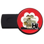 hi - USB Flash Drive Round (2 GB)