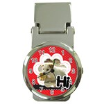 hi - Money Clip Watch