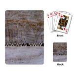 street chic - Playing Cards Single Design