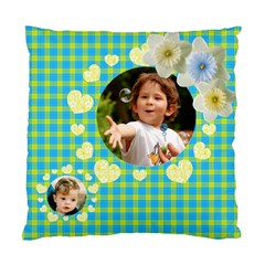 My Children Cushion Case (2 Sided) By Deborah   Standard Cushion Case (two Sides)   8xf9wcqf41wq   Www Artscow Com Front