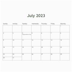 2015 Calendar By Martha Meier   Wall Calendar 11  X 8 5  (12 Months)   9n6t6nkxu42r   Www Artscow Com Jul 2015