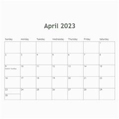 2015 Calendar By Martha Meier   Wall Calendar 11  X 8 5  (12 Months)   9n6t6nkxu42r   Www Artscow Com Apr 2015