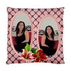Shades Of Red Cushion Case (2 Sided) By Deborah   Standard Cushion Case (two Sides)   05kxuncezxp0   Www Artscow Com Front