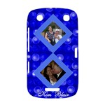 Blue bubble Blackberry Curve 9380 Hardshell case