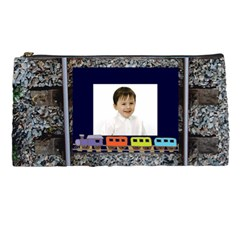 Train Pencil Case By James Novak   Pencil Case   Lgce9hfs1uy9   Www Artscow Com Front