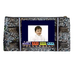 Train Pencil Case By James Novak   Pencil Case   Lgce9hfs1uy9   Www Artscow Com Back