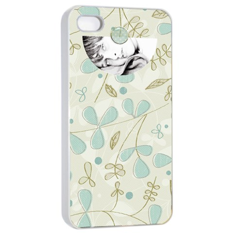 Iphone By Deca   Apple Iphone 4/4s Seamless Case (white)   Qd8myjymrhza   Www Artscow Com Front