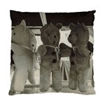 dancing bears - Standard Cushion Case (One Side)