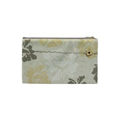 Cosmetic Bag Complicity By Deca   Cosmetic Bag (small)   3fc8ttum0fq9   Www Artscow Com Back