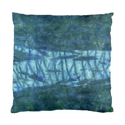 Water By Susanne Alexander   Standard Cushion Case (one Side)   6309fqquf8ga   Www Artscow Com Front