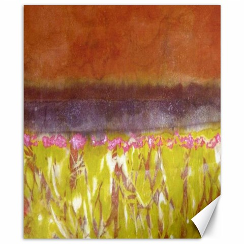 Field With Flowers By Monasol Earthlink Net   Canvas 8  X 10    Fig5haf2nhin   Www Artscow Com 10.02 x8 Canvas - 1