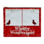 Cardinals Extra Large Cosmetic Bag - Cosmetic Bag (XL)
