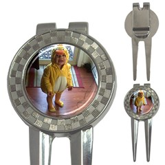 Baby Duckie Golf Pitchfork & Ball Marker