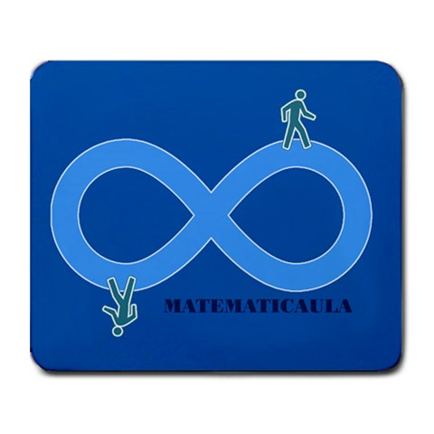 Mousepad   Infinito By Matematicaula   Collage Mousepad   8xl74swzok34   Www Artscow Com 9.25 x7.75 Mousepad - 1