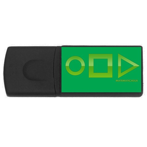 Pendrive   Figuras By Matematicaula   Usb Flash Drive Rectangular (1 Gb)   Tzb9gk8v5598   Www Artscow Com Front