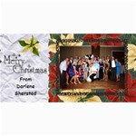 Mom s 2012 Christmas card - 4  x 8  Photo Cards