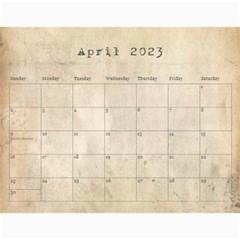Cocoa Botanica Calendar 2015 By Catvinnat   Wall Calendar 11  X 8 5  (12 Months)   H3shv0ax2shr   Www Artscow Com Apr 2015