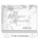 Precious Memories Dove Calendar 2015 - Wall Calendar 11  x 8.5  (12-Months)