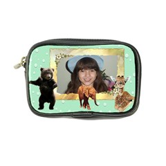Zoo Life Coin Purse By Kim Blair   Coin Purse   3v84r2zffwww   Www Artscow Com Front