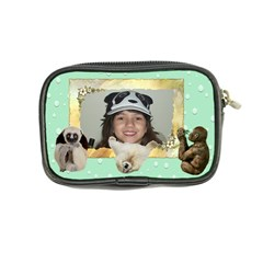 Zoo Life Coin Purse By Kim Blair   Coin Purse   3v84r2zffwww   Www Artscow Com Back