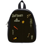 School Bag (Large) Back to School - School Bag (Small)