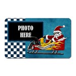Rockin  Around the Christmas Tree Magnet 1 - Magnet (Rectangular)