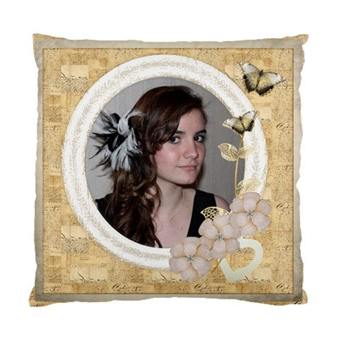 Beautiful Single Sided Cushion Cover By Catvinnat   Standard Cushion Case (one Side)   2kudcr3x0zba   Www Artscow Com Front