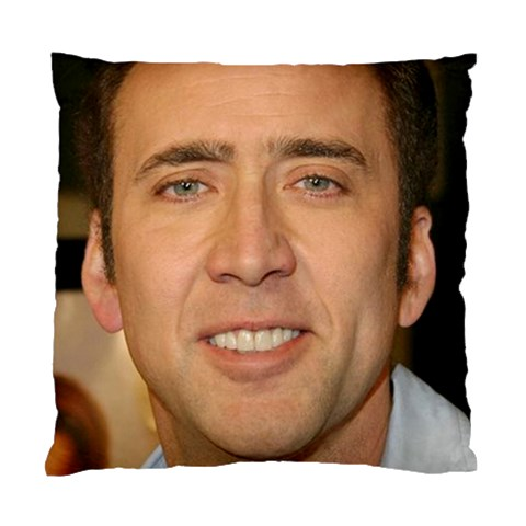Nick Pillow By Eric Miner   Standard Cushion Case (one Side)   Whg7xaawstxe   Www Artscow Com Front