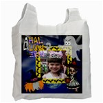 Halloween Trick or treat Recycle bag - Recycle Bag (Two Side)