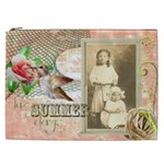 Lazy Summer Days  XXL Cosmetics Bag - Cosmetic Bag (XXL)