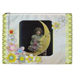 Spring Moon  XXL Cosmetics Bag - Cosmetic Bag (XXL)