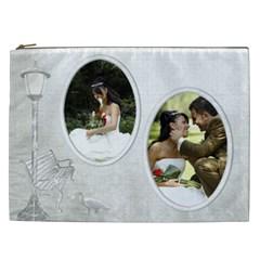 Love Cosmetic Bag Xxl By Deborah   Cosmetic Bag (xxl)   8e7dpr2ucwgf   Www Artscow Com Front