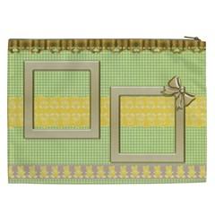Baby Cosmetic Bag Xxl By Deborah   Cosmetic Bag (xxl)   Dlpdfq9elcfn   Www Artscow Com Back