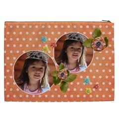 Cosmaetic Bag (xxl)   Princess By Jennyl   Cosmetic Bag (xxl)   Vq12p1xhvy17   Www Artscow Com Back