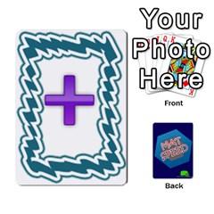Matspeed By Matematicaula   Playing Cards 54 Designs   Unoskjp5pxyg   Www Artscow Com Front - Spade2