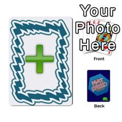 Matspeed By Matematicaula   Playing Cards 54 Designs   Unoskjp5pxyg   Www Artscow Com Front - Spade3