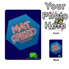 Matspeed By Matematicaula   Playing Cards 54 Designs   Unoskjp5pxyg   Www Artscow Com Back